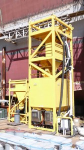 ADI BVR5200 SS Recycle and Vac Skid-Pic1